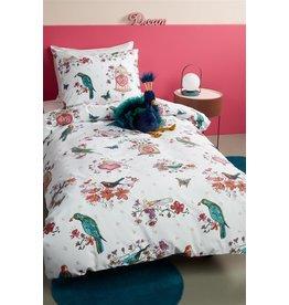 Beddinghouse Beddinghouse Kids Sweet Birds Dekbedovertrek - Roze 120 x 150