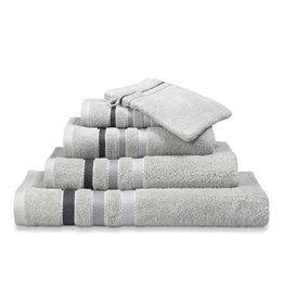 Vandyck Vandyck handdoek 60x110 prestige lines  steel-grey