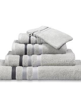 Vandyck handdoek 60x110 prestige lines  steel-grey
