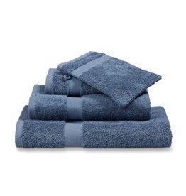 Vandyck Vandyck handdoek Prestige plain 60x110 vintage-blue