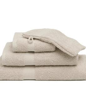Vandyck handdoek Prestige plain 60x110 stone