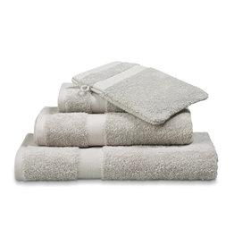 Vandyck Vandyck handdoek Prestige plain 60x110 steel-grey