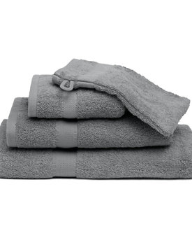 Vandyck handdoek Prestige plain 60x110 mole-grey