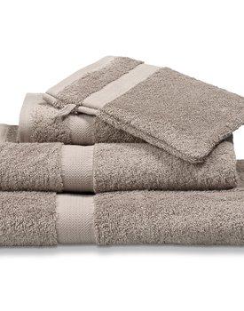 Vandyck handdoek Prestige plain 60x110 hazel
