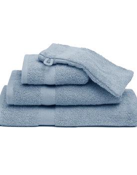 Vandyck handdoek Prestige plain 60x110 dusty-blue