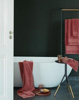 Beddinghouse Sheer Handdoek 50x100 Rood