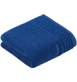 Vossen Vossen Handdoek Vienna Style Supersoft  Deep Blue 50x100