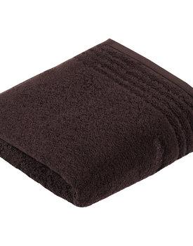 Vossen Handdoek Vienna Style Supersoft  Dark Brown 50x100