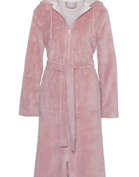 Vandyck Duchess Badjas Sepia Pink Large