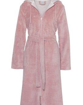 Vandyck Duchess Badjas Sepia Pink Medium