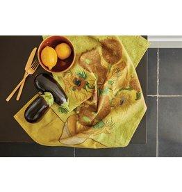 Beddinghouse Beddinghouse x Van Gogh Museum Sunflower Tea Towel Yellow