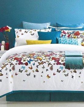 Dommelin Butterfly Dekbedovertrek De Luxe Multi 140x200/220