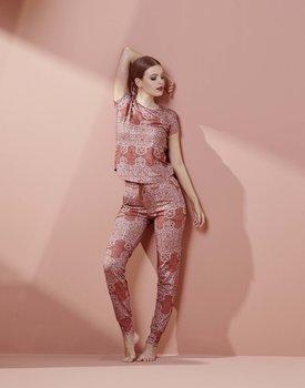 Essenza Jules Giulia Trousers Long Rose XL