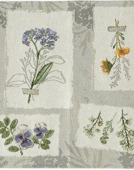 Sander tafelloper Herbarium 49x143