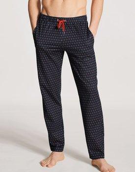 Calida heren pyjamabroek 29412 rooibos