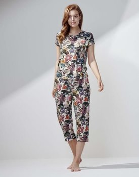 Essenza Saona Famke Top Short Sleeve Vanilla XS