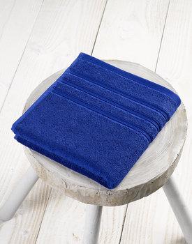 De Witte Lietaer Dolce Badhanddoek Royaalblauw 60x110