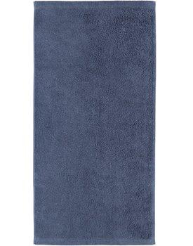 Cawo Lifestyle Uni Handdoek 50x100 Nachtblau