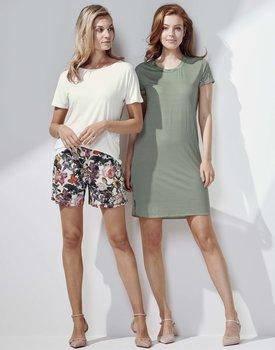 Essenza Ellen Uni Top Short Sleeve XL