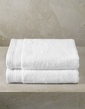 De Witte Lietaer badhanddoek Excellence 70x140 white