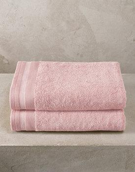 De Witte Lietaer badhanddoek Excellence 70x140 pearl pink