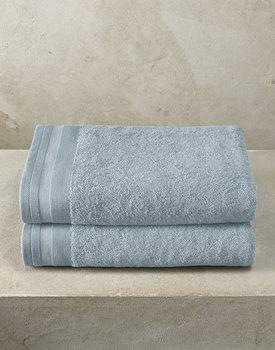 De Witte Lietaer badhanddoek Excellence 70x140 ice blue