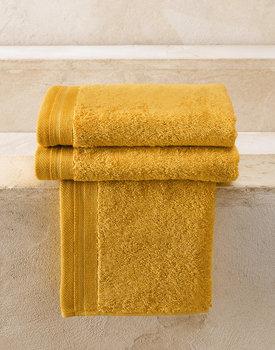 De Witte Lietaer gastendoek Excellence 40x60 golden yellow
