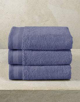 De Witte Lietaer handdoek Excellence 50x100 sapphire blue