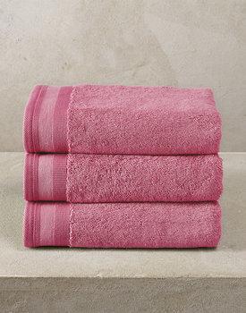De Witte Lietaer handdoek Excellence 50x100 blossom