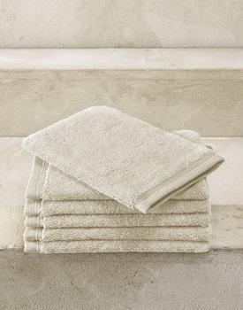 De Witte Lietaer washand Excellence 16x22 sand