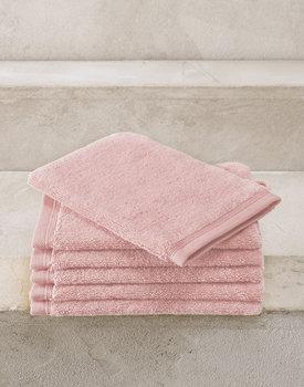 De Witte Lietaer washand Excellence 16x22 pearl pink