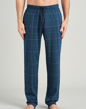 Schiesser Pyjamapantalon 175254 heren jeansblue