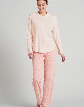 Schiesser damespyjama 175550 soft rose