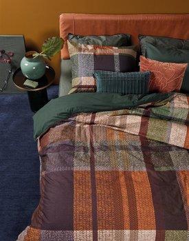 Beddinghouse Avalon Dekbedovertrek  Multi 140 x 200/220 cm + 1x 60 x 70 cm