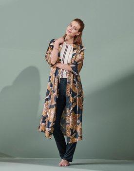 Essenza Ilona Gwyneth Kimono L Nightblue