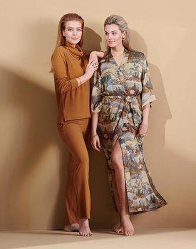 Essenza Jula Carice Kimono L Multi