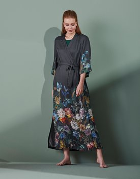 Essenza Jula Eleanor Kimono M Nightblue