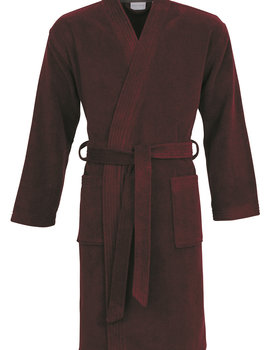 Carl Ross badjas kimono 41110 burgundy XL