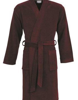 Carl Ross badjas kimono 41110 burgundy S