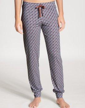 Calida dames pyjamabroek lang 29697 blue gran
