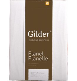 Gilder Gilder Flanel Hoeslaken