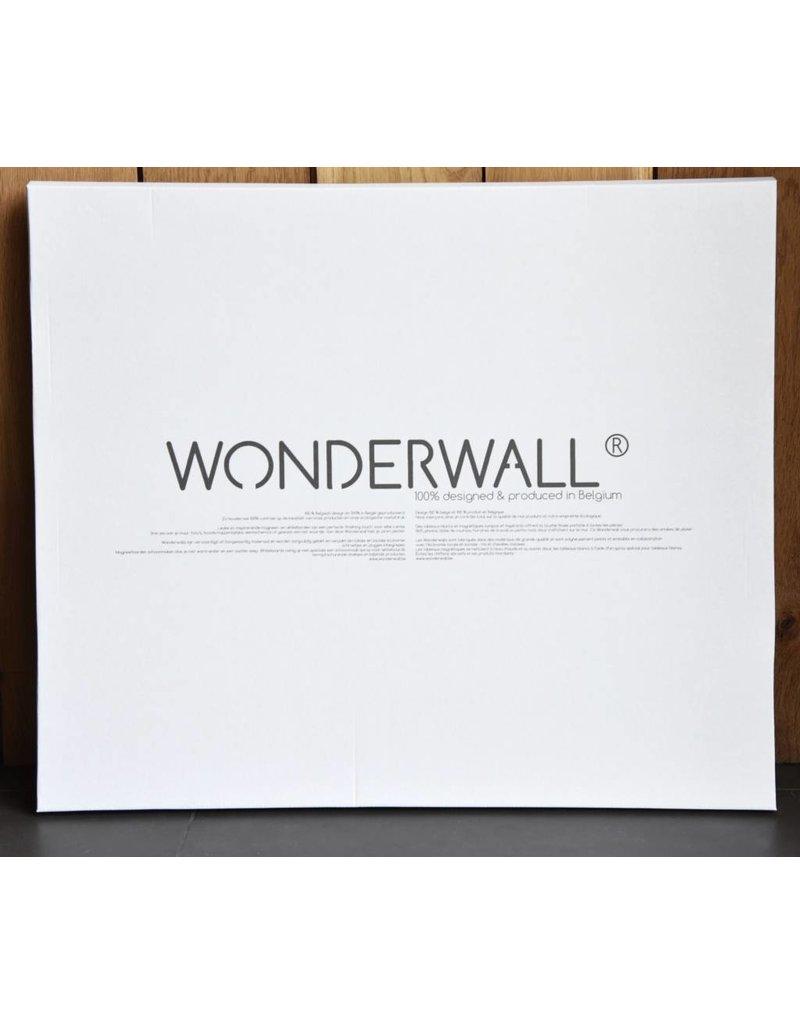 FAB5 Wonderwall 50 X 60 CM LIMEGREEN