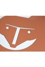 FAB5 Wonderwall Tableau magnétique renard 50 x60 cm peach
