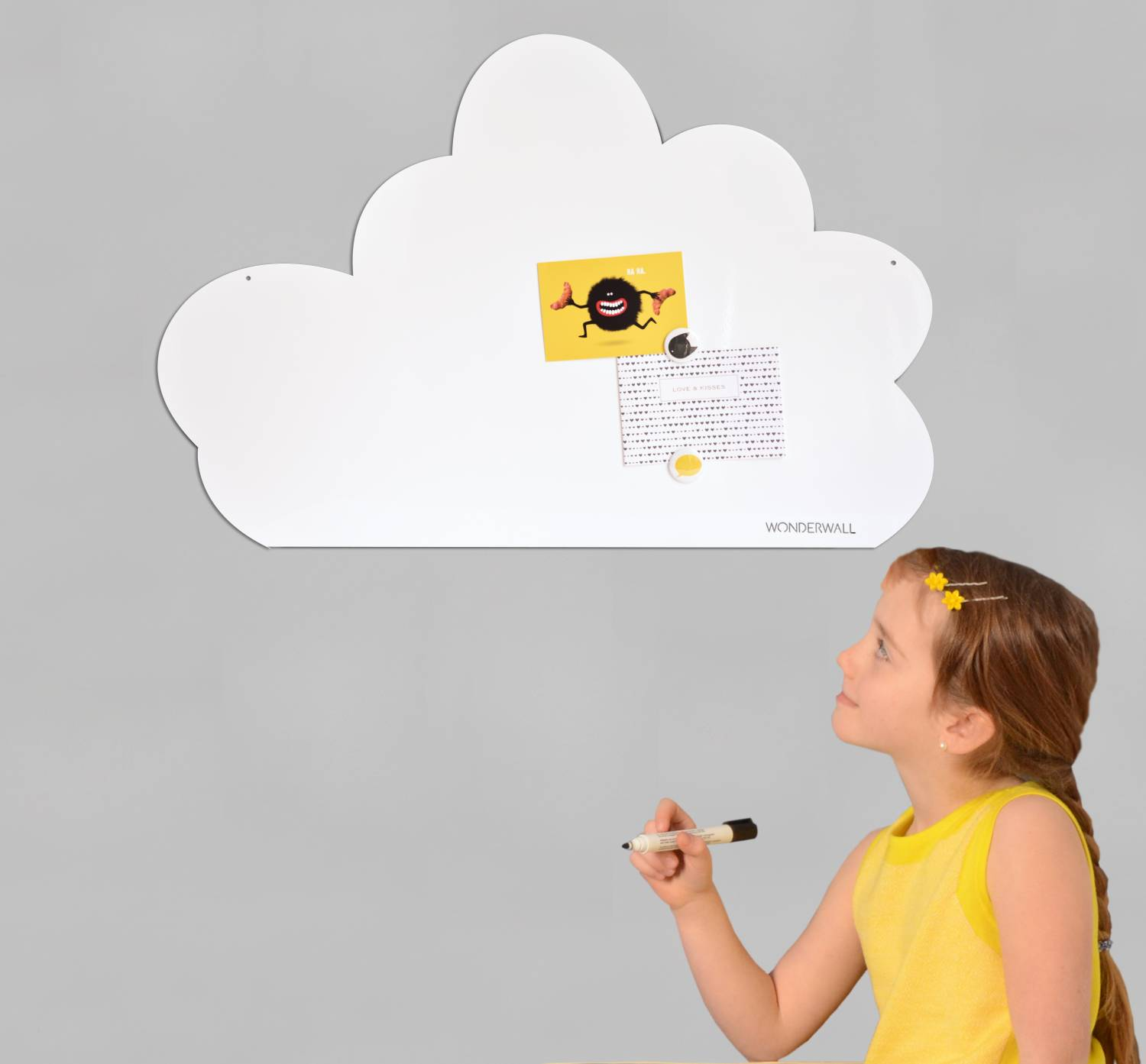 FAB5_Wonderwall cloud magnetic whiteboard