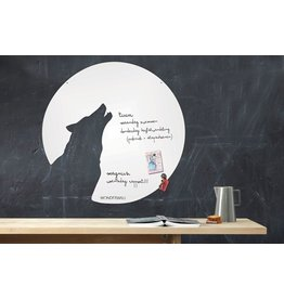 FAB5 Wonderwall WHITEBOARD WOLF LARGE-