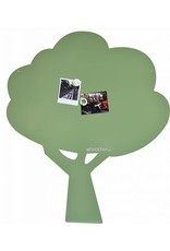 FAB5_Wonderwall 95 X 80 CM Magnetic board Tree Exclusive Kamakura Green- limited edition