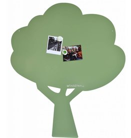 FAB5_Wonderwall Magnetic Board XL TREE - Exclusive limited edition Kamakura Green