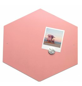 FAB5_Wonderwall Hexagon magneetbord 40cm -