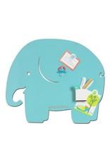 FAB5 Wonderwall Tableau magnétique elephant 50 x60 cm