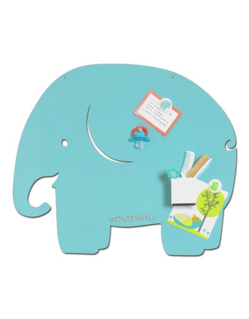 FAB5 Wonderwall 50 X 60 CM magnetic board elephant